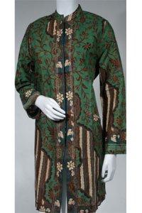 Batik Kasato 551 - Hijau Tua (Toko Jilbab dan Busana Muslimah Terbaru)