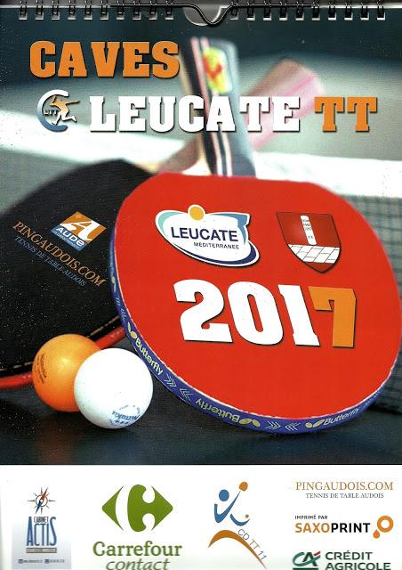 Caves-Leucate Tennis de Table
