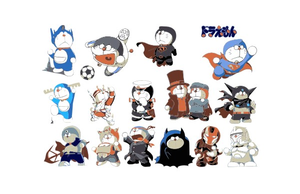 a research on the success of the character of doraemon A study of onomatopoeia in doraemon comic series a graduating paper submitted in partial fulfillment of requirements for gaining the bachelor degree in english literature.