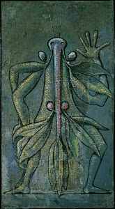 Max Ernst 1891-1966, Human Figure 1931