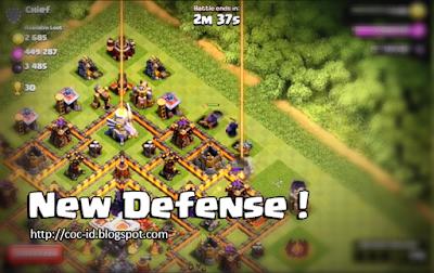 Defense Baru