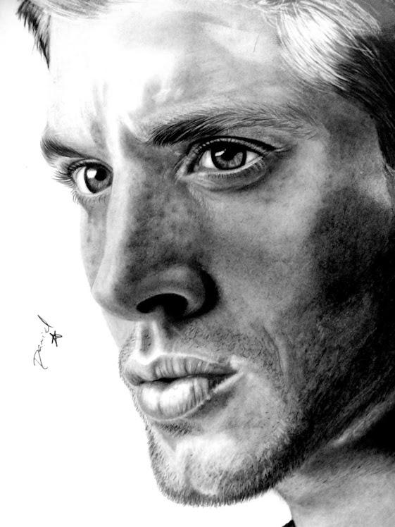 Jensen Ackles mais de perto