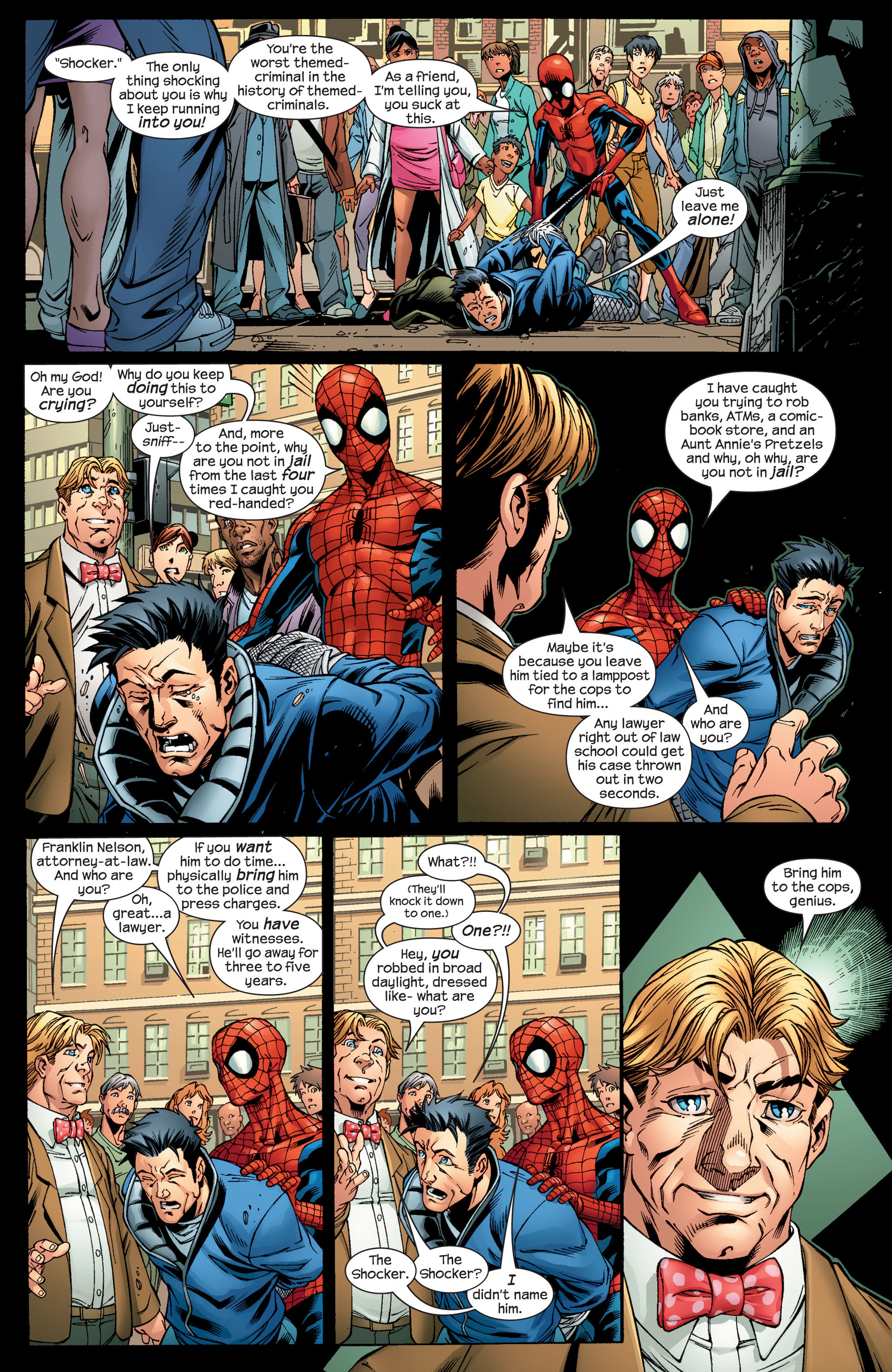 Ultimate Spider-Man (2000) _Annual 2 #2 - English 5