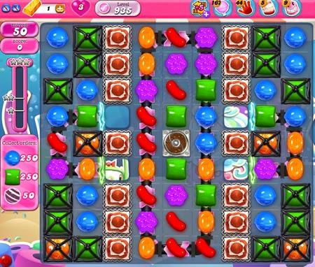 Candy Crush Saga 935