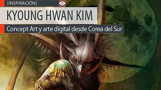 Concept Art y arte digital de KYOUNG HWAN KIM
