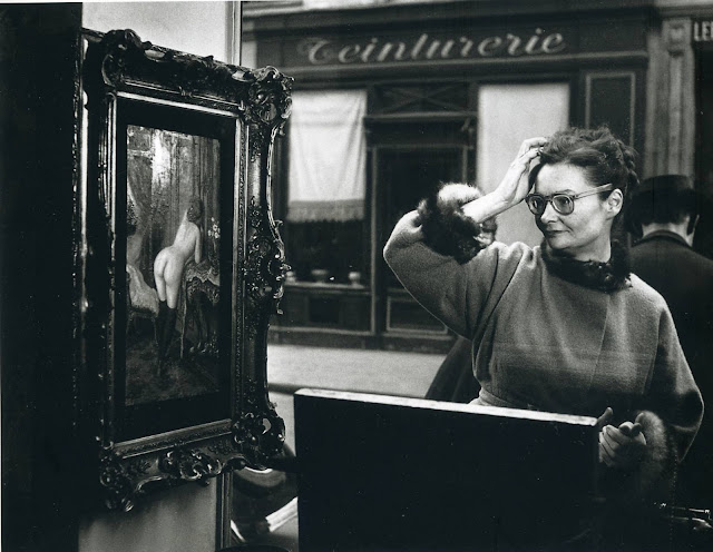 Anybody know any good books on Robert Doisneau and Alfred Stieglitz?