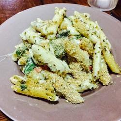 Pesto Chicken Penne Casserole | GIRLS DISH