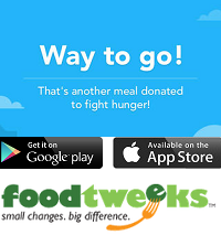 App of the Month - Food Tweeks