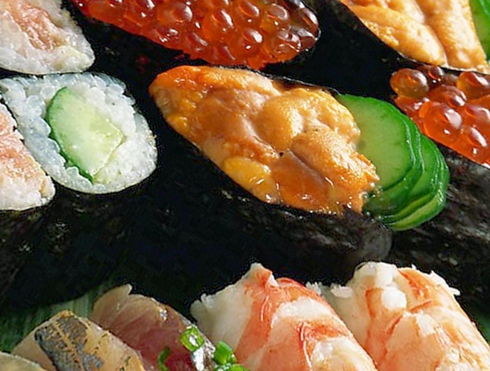 Ini 10 Aturan Penting Menyantap Sushi yang Patut Anda Terapkan