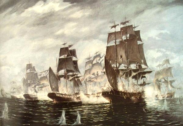 197° Aniversario de la Armada Argentina