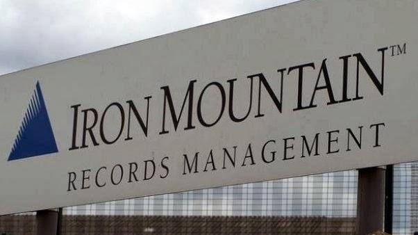 Humanidad Y Cosmos Iron Mountain La Empresa Que Se Incendia En Todo El Mundo