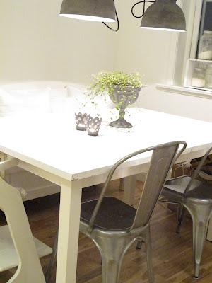 Jeanette`s hus: vårt nye kjøkken!