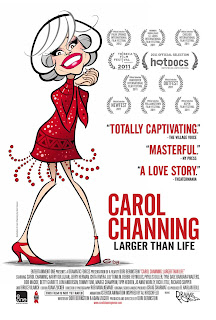"Review | ""Carol Channing: Larger Than Life"""