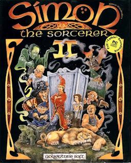 Simon the Sorcerer 2: El león, el mago y el armario Simon+The+Sorcerer+2