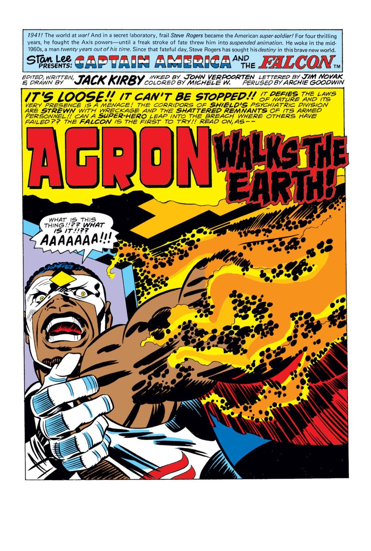 Captain America (1968) Issue #205 #119 - English 2