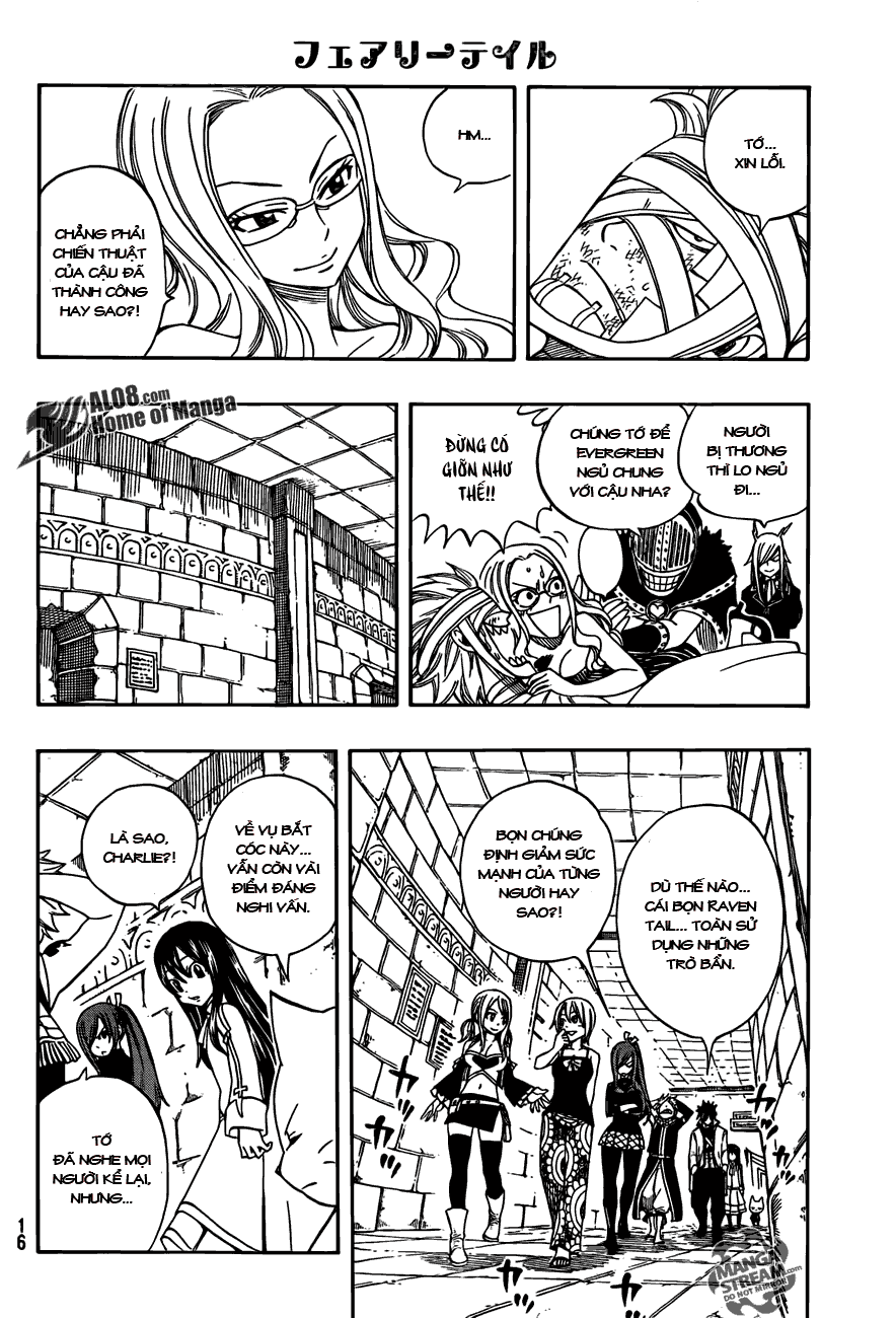 Fairy Tail chap 279 page 4 - IZTruyenTranh.com