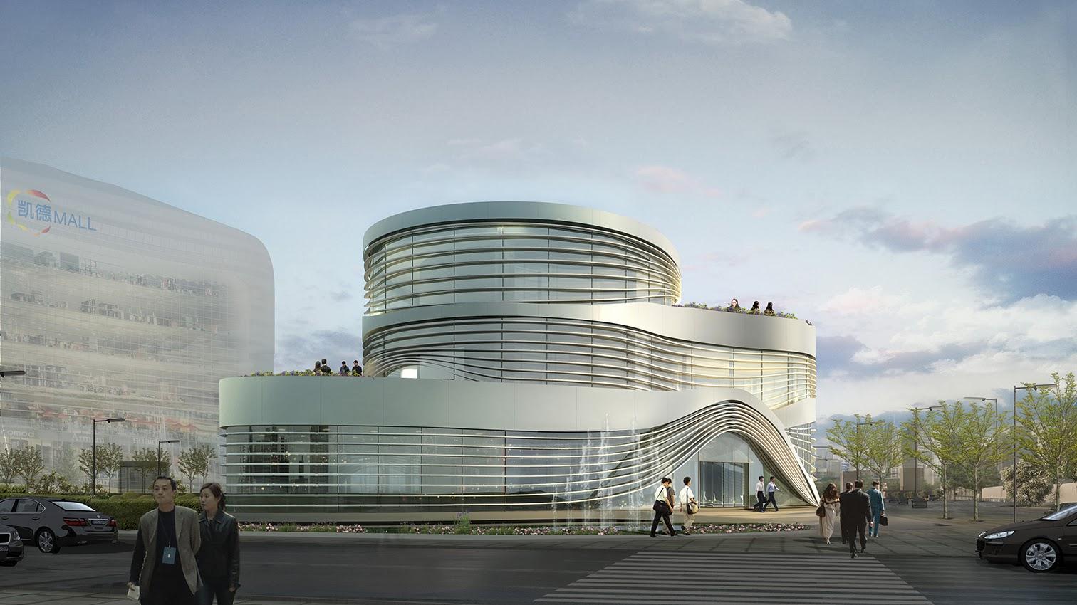Architecture as aesthetics latitude studio designs for Design architect