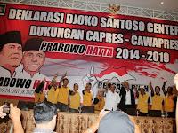Jend (Purn) TNI Djoko Santoso dan KRT. Peni Suparto Galang Suara Prabowo-Hatta di Jawa Timur