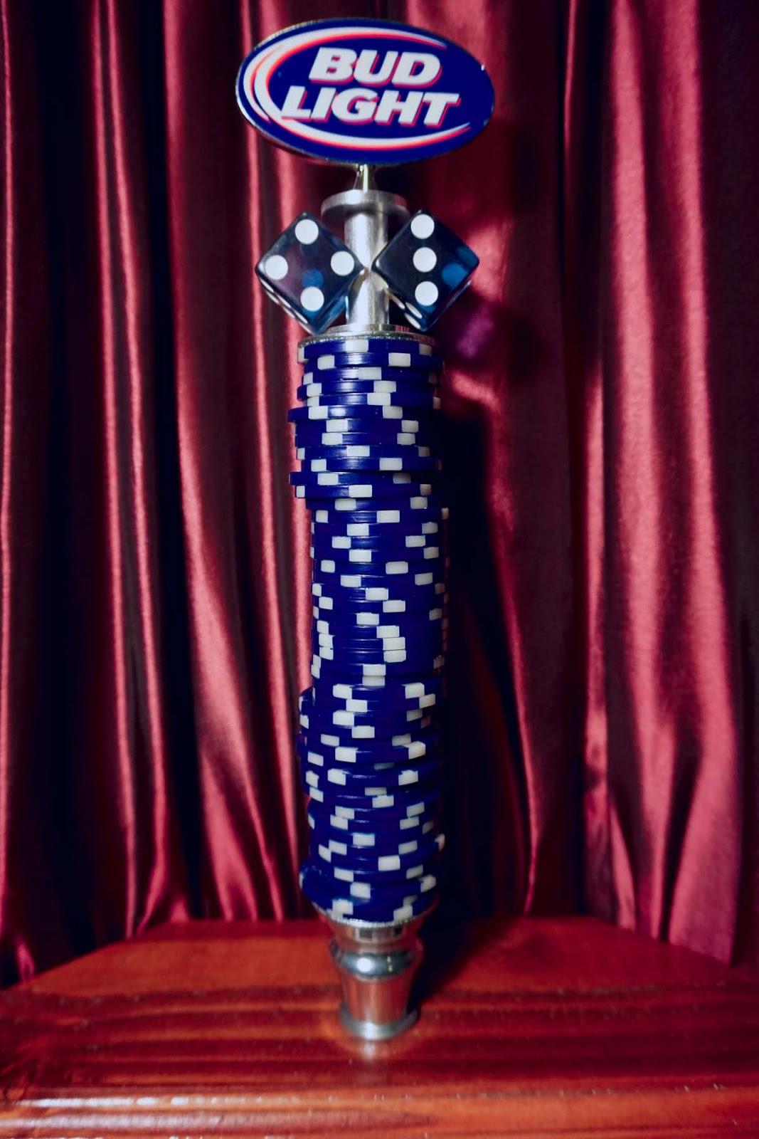 Poker chips beer tap handle roulette gratis on line senza registrazione