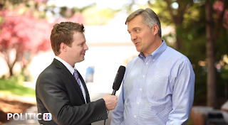Congressman Jim Matheson speaks with Josh Light, PoliticIt