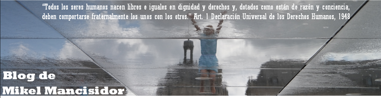 Blog de Mikel Mancisidor