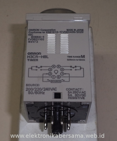 OMRON H3CR H8L GAMBAR KONFIGURASI KAKI gambar dan konfigurasi pin timer omron h3cr h8l elektronika bersama omron h3cr-a8 wiring diagram at aneh.co