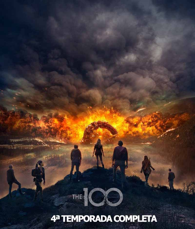 The 100 4ª Temporada Torrent - WEB-DL 720p Dublado