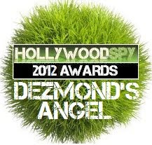 I'm Honored to Have Won an Award from The Hollywood Spy
