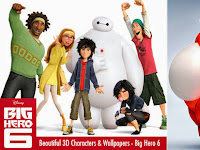 Download Film Big Hero 6 (2014) Bluray Subtitle Indonesia