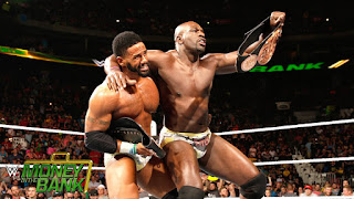 WWE Tag Team Title Prime Time Players New Day Millions Of Dollars Titus O'Neil