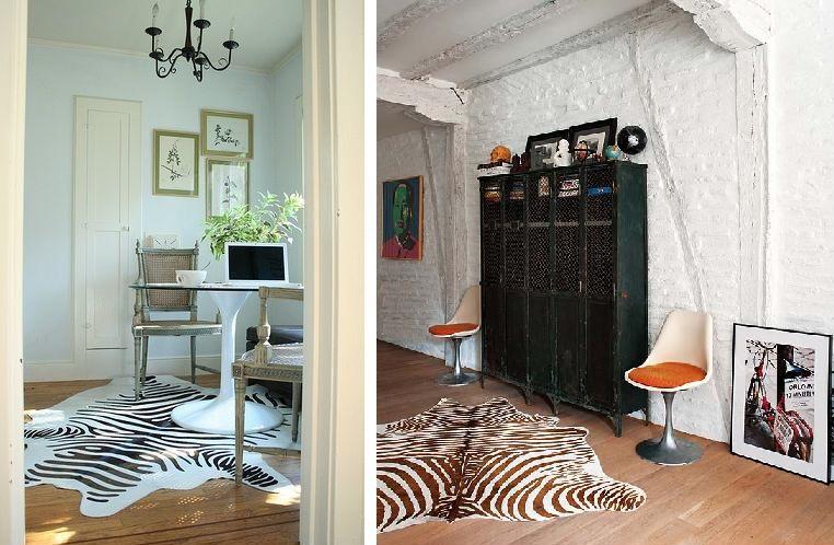 Theroom z ebra for Zara home alfombras