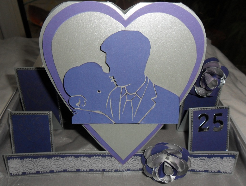 Silver Wedding Anniversary Decorations