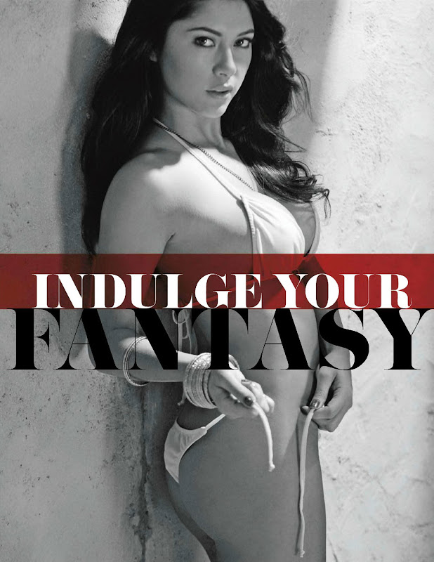 Arianny Celeste, the perfect fantasy