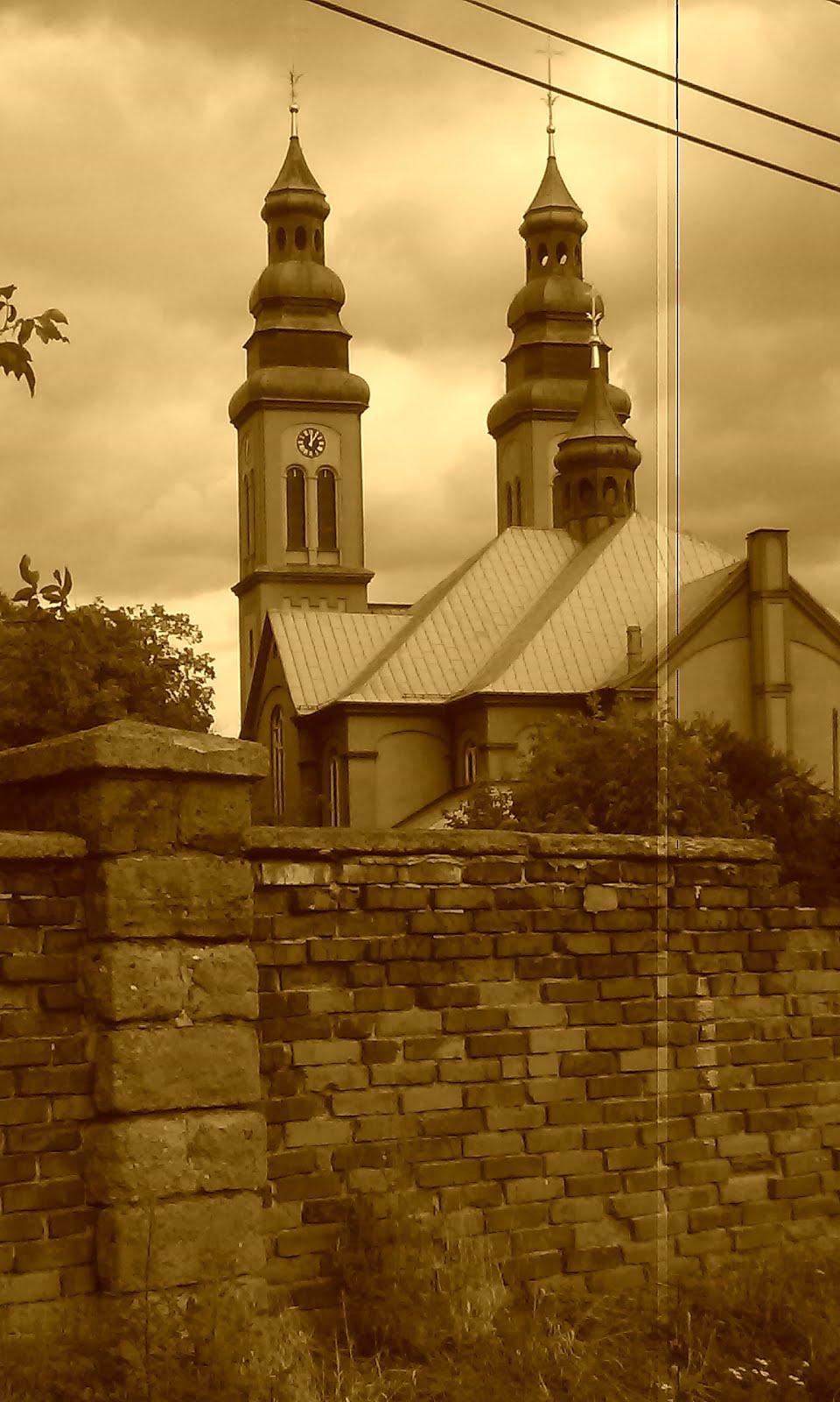 Parafia Wniebowzięcia Najświętszej Maryi Panny w Biertułtowach