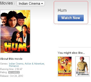 YouTube Indian Cinema Free Movies