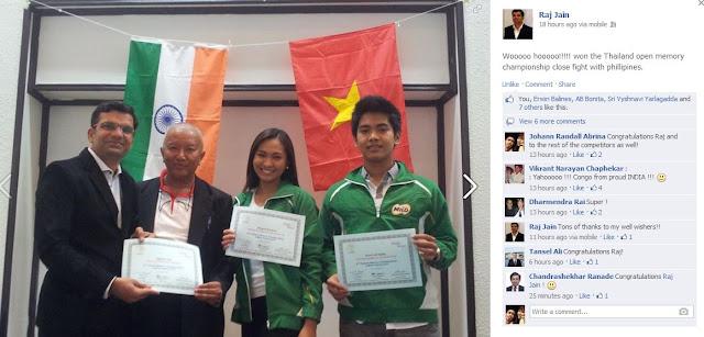 Raj-Jain-2013-Thailand-Open-Memory-Championship-Winner
