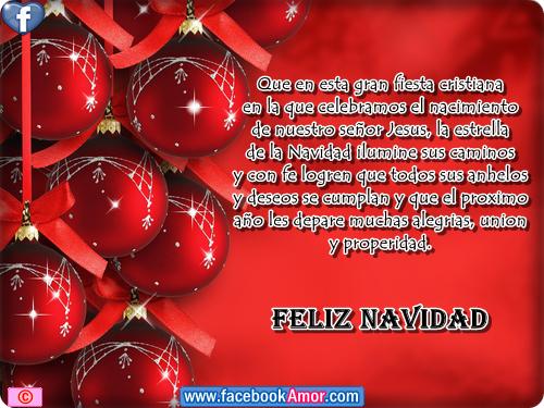 Frases bonitas para facebook de navidad im genes bonitas - Bonitas tarjetas de navidad ...