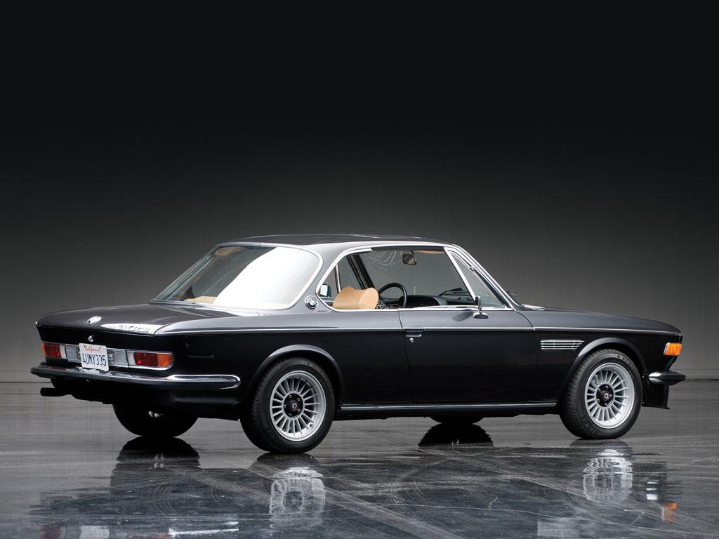 Ruote Rugginose 1974 Bmw 3 0 Cs