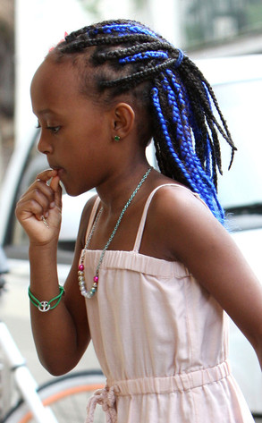 1001 Fashion Trends Zahara Marley Jolie Pitt Fashion