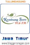 Kembang Sore FM 97.6 MHz Tulungagung