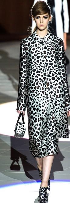 Marc Jacobs diseñador leopardo