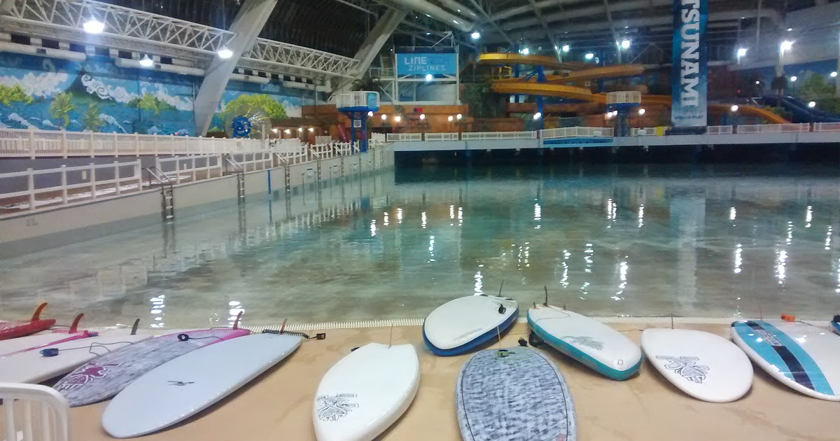 The Chronicles Of Stu Stand Up Paddle Boarding At West Edmonton Mall