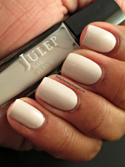 Julep Annette, swatch, grey, gray, mushroom, taupe, nails, nail art, nail design, mani