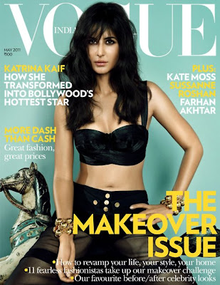 Katrina Kaif  - Vogue India Magazine