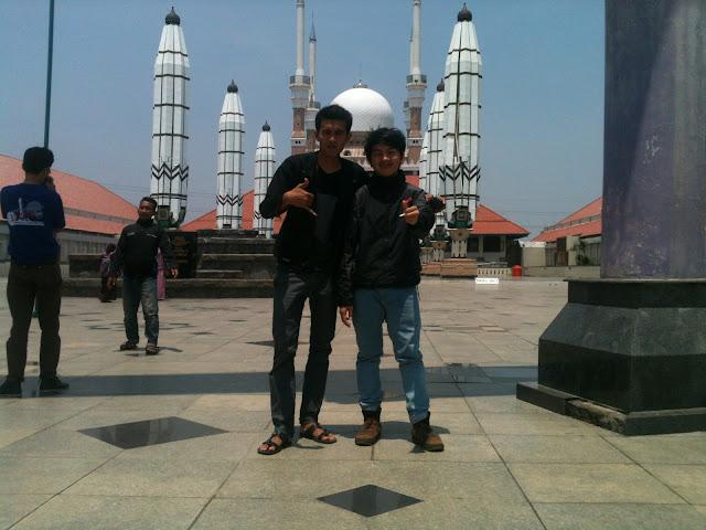 Tour Forkomnas KPI Semarang (Masjid Raya Semarang)