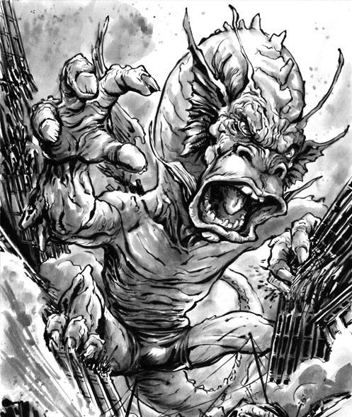 Fin Fang Foom (Marvel Comics) Character Review - 1