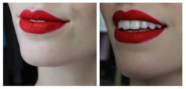 Garden state movie red lipstick