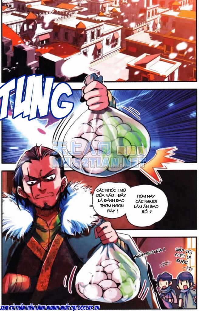 Thiện Lương Tử Thần  Chap 1 - Trang 6
