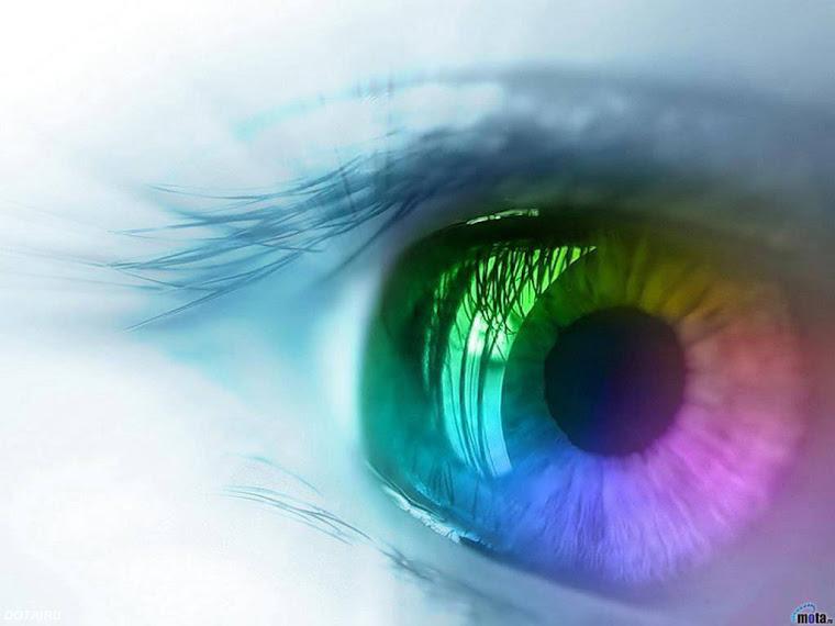 O olhar de Deus está sobre a terra!