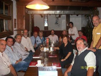 Reunión de Rio54OVNI Marzo de 2011